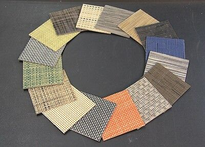 """CHILEWICH (Non Skid Spill Proof) Set of 16 4"""" X 4"""" Assorted Coasters"""