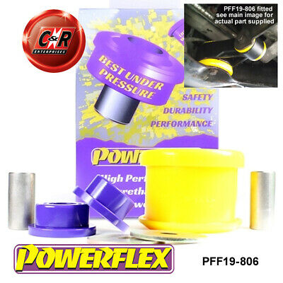Ford Focus Mk1 (to 06) Powerflex Front Lower Engine Mount Kit PFF19-806