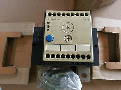 Siemens 3RB1257-0KM01 Solid-State Overload Relay 3RB12570KM01
