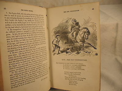 RARE Antique old CHILDREN'S SCHOOL fifth reader Maryland state Normal towson