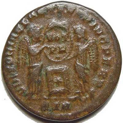 Constantine The Great Follis Altar Helvetica (a star)