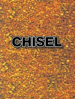 COLD CHISEL - Chisel Book PVG Best *NEW* Sheet Music Piano Vocal Guitar
