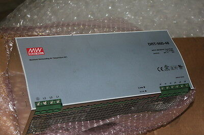 MW Mean Well DRT-960-48 Safety 48vdc AC/DC Switching Power Supply 3-phase input
