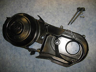 Left Crankcase Clutch Side Cover Honda Ch150 Elite Deluxe Kn7 Ch 150 1986 86