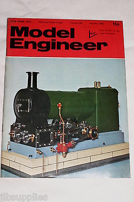 Model Engineer Magazine: 7-20 April 1972 Vol.138, 3438