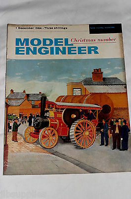 Model Engineer Magazine: Vol.130, 3262, 1 December 1964