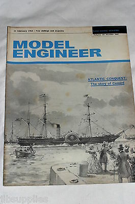 Model Engineer Magazine: Vol.131, 3267, 15 February 1965