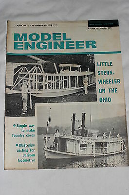 Model Engineer Magazine: Vol.131, 3270, 1 April 1965