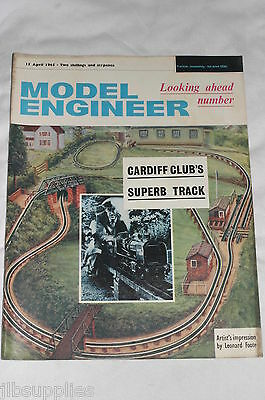Model Engineer Magazine: Vol.131, 3271, 15 April 1965