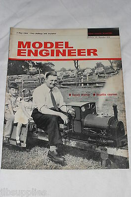Model Engineer Magazine: Vol.131, 3272, 1 May 1965