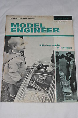 Model Engineer Magazine: Vol.131, 3277, 15 July 1965