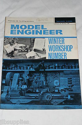 Model Engineer Magazine: Vol.131, 3281, 15 September 1965