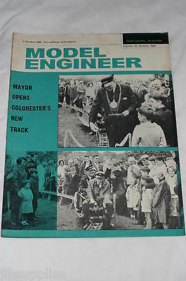 Model Engineer Magazine: Vol.131, 3282, 1 October 1965