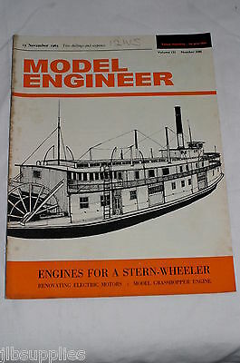 Model Engineer Magazine: Vol.131, 3285, 15 November 1965