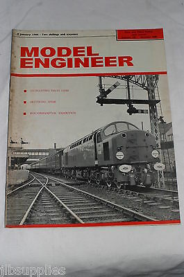 Model Engineer Magazine: Vol.132, 3288, 7 January 1966