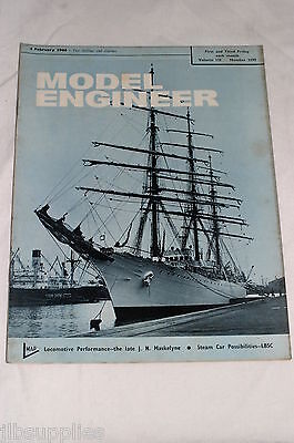 Model Engineer Magazine: Vol.132, 3290, 4 February 1966