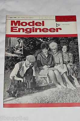 Model Engineer Magazine: Vol.132, 3298, 3 June 1966