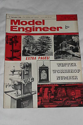 Model Engineer Magazine: Vol.132, 3305, 16 September 1966