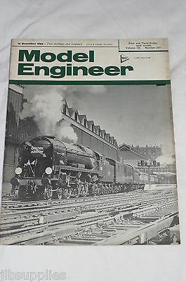 Model Engineer Magazine: Vol.132, 3311, 16 December 1966