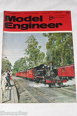 Model Engineer Magazine: Vol.140, 6-19 September 1974
