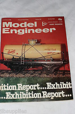 Model Engineer Magazine: Vol.146, 3629, 21-31 March 1980