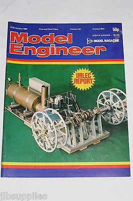 Model Engineer Magazine: Vol.146, 3643, 17-31 October 1980