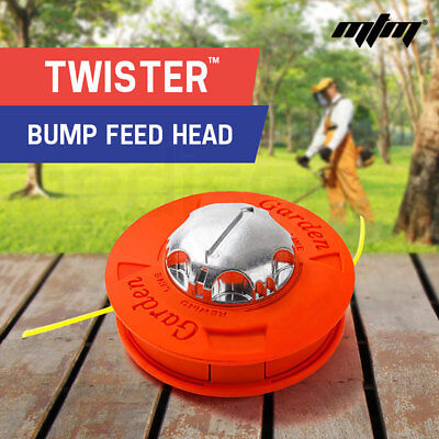 MTM Twister Bump Feed Line Trimmer Head Whipper Snipper Brush Cutter Brushcutter