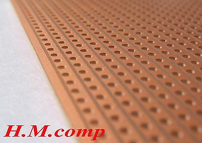 Strip Board Vero PCB Circuit  Prototyping Board , VARIOUS SIZES  1X 4X 10X
