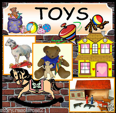 TOYS ~ topic theme VICTORIANS teaching resources KS1 EYFS Childminder Resource