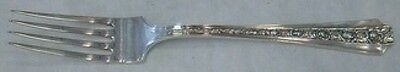 """Talisman Rose by Frank Whiting Sterling Silver Regular Fork 7 1/4"""""""