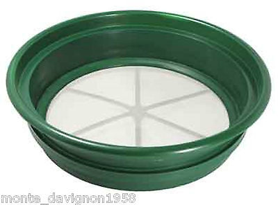 "1/20"" Classifier Sifting Pan  For Your Gold Pan Panning"