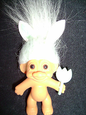 """Russ Troll Doll 3"""" EASTER Friends ARE FOREVER Bunny Ears"""