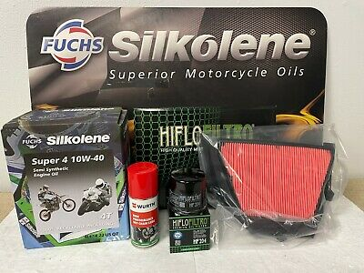 Honda Cbr600Rr Service Kit 03-06 Including Free Chain Lube