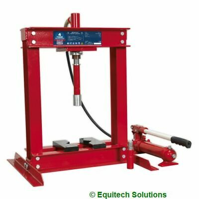 Sealey Tools YK4B 4 Ton 4T Hydraulic Bench Press with Pressing Plates New
