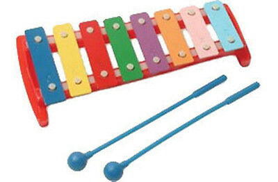 Remo - Lynn Kleiner - Glockenspiel *NEW* Children's percussion, 8 coloured bars
