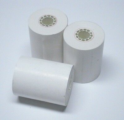 2 1/4 x 85 Thermal Printer Paper Rolls (3 Rolls) Nurit 2085 8320 8400 3020 3010