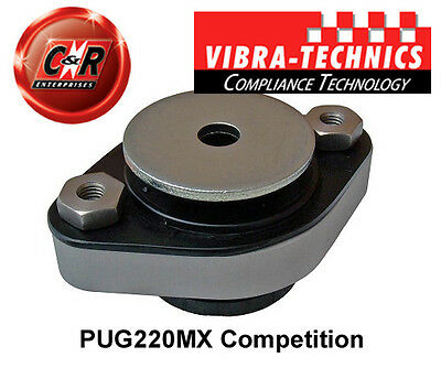 Peugeot 205 Vibra Technics LHS Engine/Gearbox Mount - Competition PUG220MX
