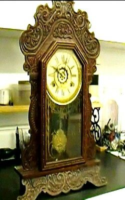 Clock Repair DVD Video - Waterbury Mantel Clock with Steel Plates
