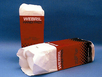 Webril Handi Pads Case of 20 Packets