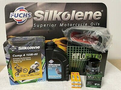 Honda Pan European St1300 Service Kit 02-12 With Free Diff Oil