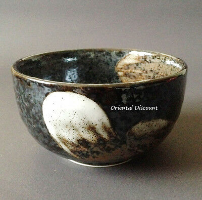 """Japanese 5""""D Matcha Cup Bowl Arahake Tea Ceremony, Authentic Made in Japan"""