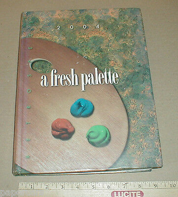 2004 East Lincoln county High School yearbook Denver North Carolina NC