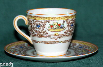 Royal Doulton GLOUCESTER Demitasse Saucer Only