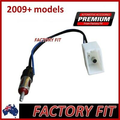 _For  Toyota 2009+ Camry Radio Antenna Adapter Cable Universal Din Plug ACC Wire
