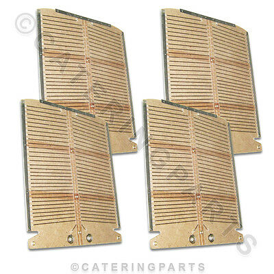 Set Of New Style Heating Elements For Dualit 3 Slice Slot Toaster 4 X Elements