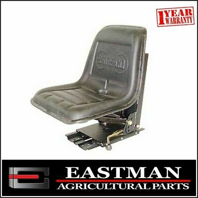 Tractor Suspension Seat - Pan Type Narrow suits Japanese Tracotrs