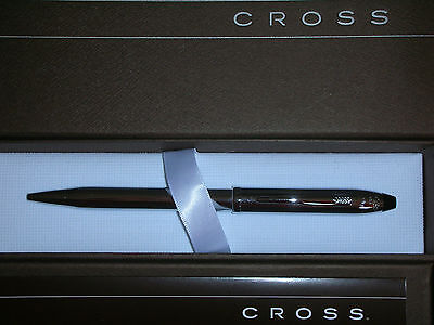 Cross Century 2000 Chrome Ballpoint Pen New In Box 422-1 Made In The Usa