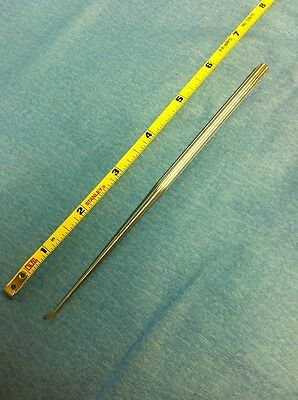 "NEW AESCULAP Ear Knife Curette 6.5"" Large Weapon Stainless Germany"