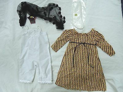 New American Girl - Josefina's Christmas Dress & Mantilla