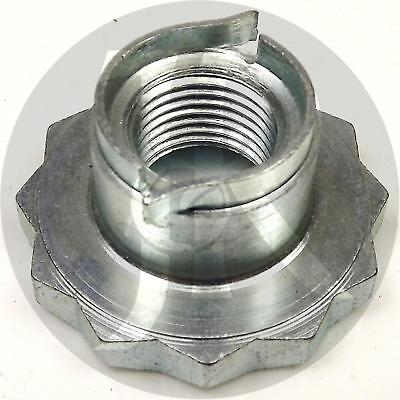 JAGUAR X-TYPE 2.5 DRIVESHAFT NUT CV JOINT HUB NUT 2001/>ON